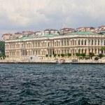 Ciragan Palace in Istanbul — Stock Photo