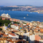 Istanbul Cityscape — Stock Photo #6542644