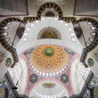 Suleymaniye Mosque Ceiling — Stock Photo