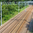 Railroad Track — Stock Photo #6641145