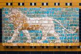 Ishtar Gate Mosaic — Stock Photo