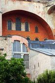 Hagia Sophia Byzantine Architecture — Stock Photo