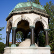 The German Fountain in Istanbul - Stock Photo
