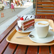 Street cafe — Stock Photo #6663635