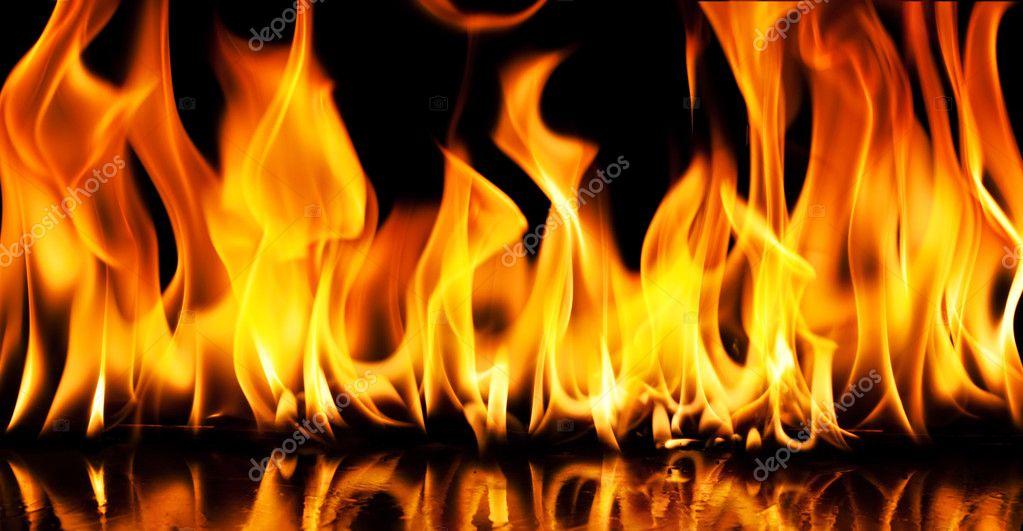 ФУТАЖ огонь пожар на зелёном фоне  YouTube