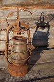 Oude lamp — Stockfoto
