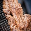 Barbeque steak — Stock Photo