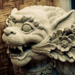 Chinese dragon — Stock Photo #6067224