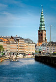 Copenhague — Foto de Stock