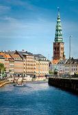 Copenhague — Foto de Stock