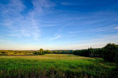 Swedish countyside — Foto Stock