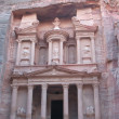 Stock Photo: Lost city of Petra