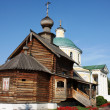Orthodox temple complex in Kosino, Moscow — Stock Photo #6615332
