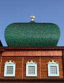 Tower of the Palace of Tsar Alexei Mikhailovich — Stock Photo