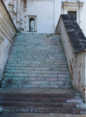 Stairway into the Archangel Temple — Stock Photo