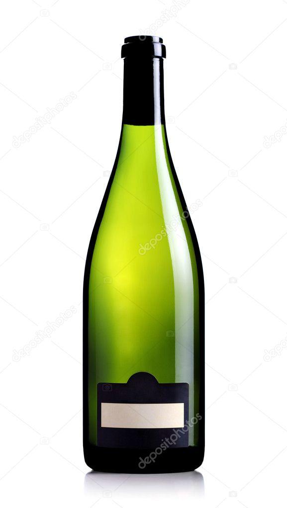 white wine bottle stock photo kokimk 5503370