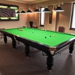 Snooker table — Foto Stock #5922362