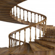 Stock Photo: Staircase