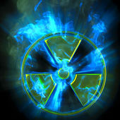Radiation — Stock Photo