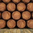 Barrels — Stock Photo #6185675