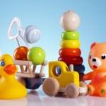 детские игрушки — Стоковое фото #5397952