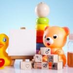 Bebek oyuncak — Stok fotoğraf