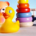 jueguetes de bebe — Foto de Stock   #5398136