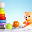 Baby toys — Foto Stock #5398250