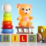 Baby toys — Stock Photo #5398251