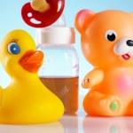 Baby toys — Stock Photo #5398276