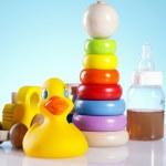 Baby toys — Stock Photo #5398297