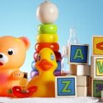 Baby toys — Stock Photo #5398300