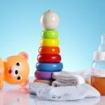 Baby toys — Stock Photo #5398307