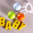 Baby toys — Foto Stock #5398381
