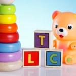 детские игрушки — Стоковое фото #5398422