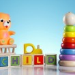 Baby toys — Foto Stock #5398441