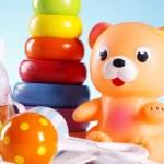 Babyspielzeug — Stockfoto #5398467