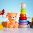 Baby toys — Foto Stock #5398494