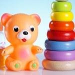 Baby toys — Stock Photo #5398509