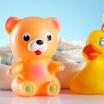 Baby toys — Stock Photo #5398553