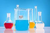 Química simples — Foto Stock