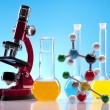 Simple Chemistry — Foto Stock