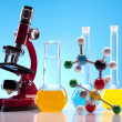 Simple Chemistry — Foto de Stock