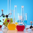 Simple Chemistry — Stock Photo