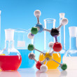 Stock Photo: Simple Chemistry