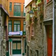 Classic street in old city of Porto — Stock Photo #5475368