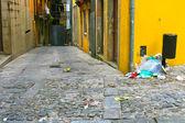 Street in old Porto — Stock Photo