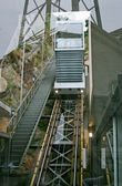 Funicular railway in Porto, Portugal — Stock Photo