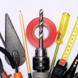 Hand tools — Stock Photo #5867413