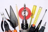 Hand tools — Stock Photo